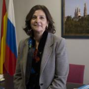 Esther Morell, cónsul honoraria de la federación rusa en Andalucía