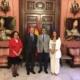 Encuentro con el alcalde de Sevilla y el Embajador Yuri Korchagin
