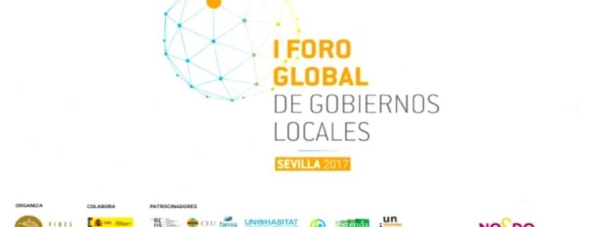 I Foro Global de Gobiernos Locales