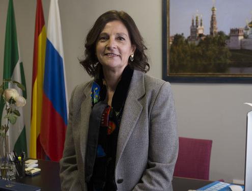 Entrevista a Esther Morell, cónsul honoraria de la federación rusa en Andalucía.