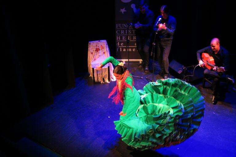 El cuerpo consular y el mundo flamenco