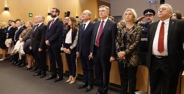 El Museo Estatal Ruso celebró el día de la Unidad Popular de la Federación Rusa en Málaga
