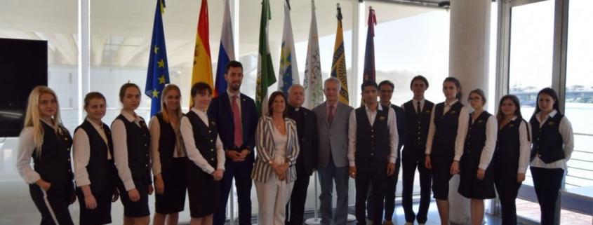 Sevilla y Moscú unidas por el futuro de la hostelería
